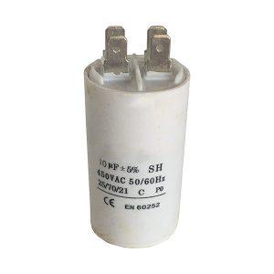 Kondensaattori 10 uF