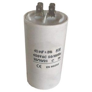 Kondensaattori 40 uF