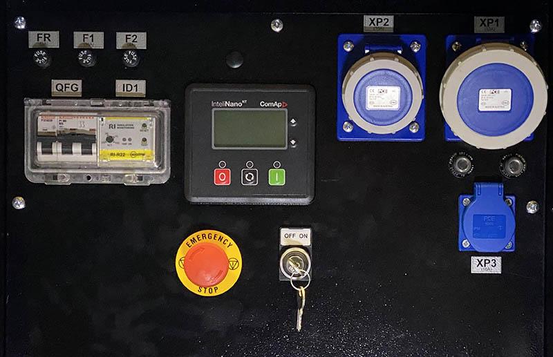 CGM DSY6000 Panel