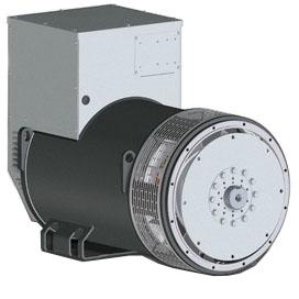 Generaattori Meccalte ECO38