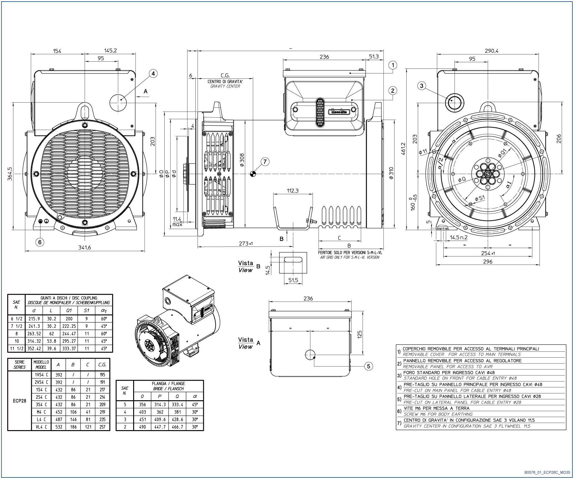 ECP28C/4-MD35