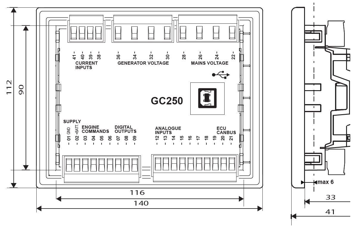 GC250 B1