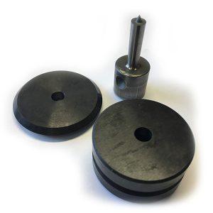 HSBL-Lävistin laminoidulle kiskolle 6,6 mm