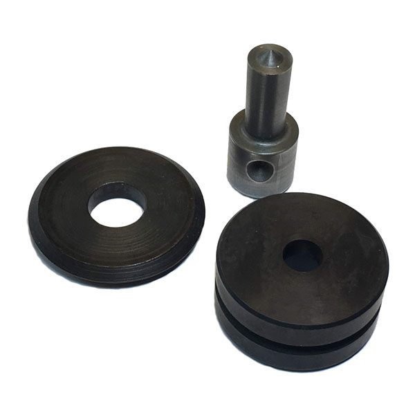 HSBL-Lävistin laminoidulle kiskolle 9 mm