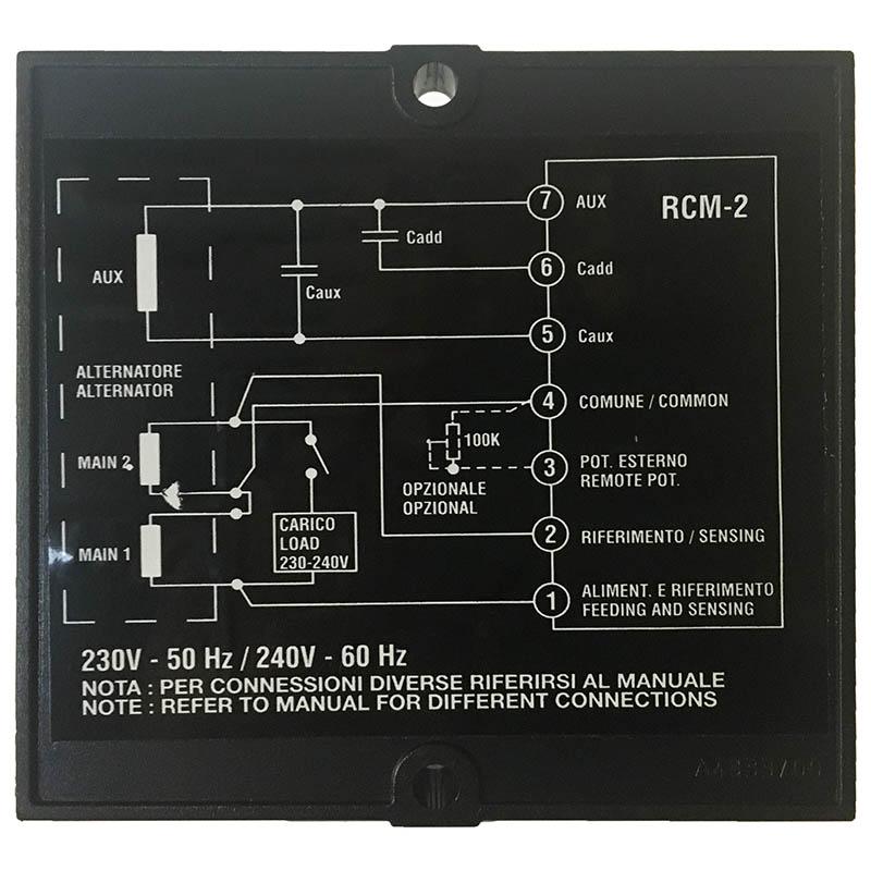RCM-2 wire