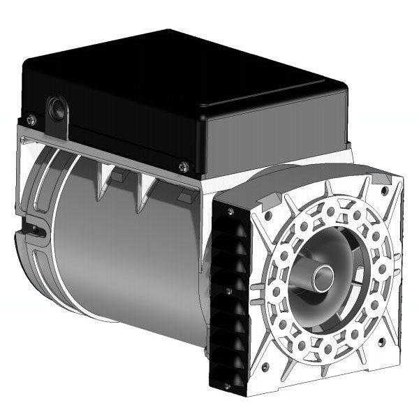 Generaattori Meccalte S20F