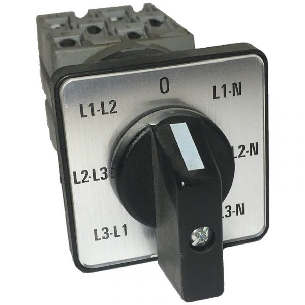 Vaihtokytkin volttimittarille M-SV7