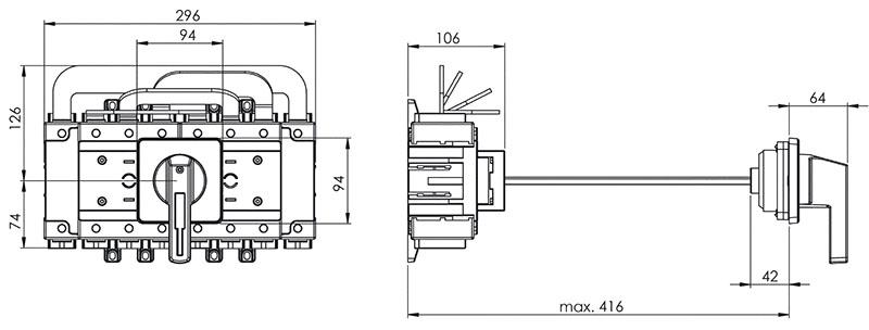 Mittakuva VK-180-250