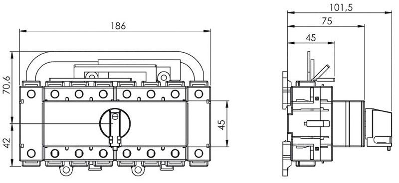 Mittakuva VK-100-125